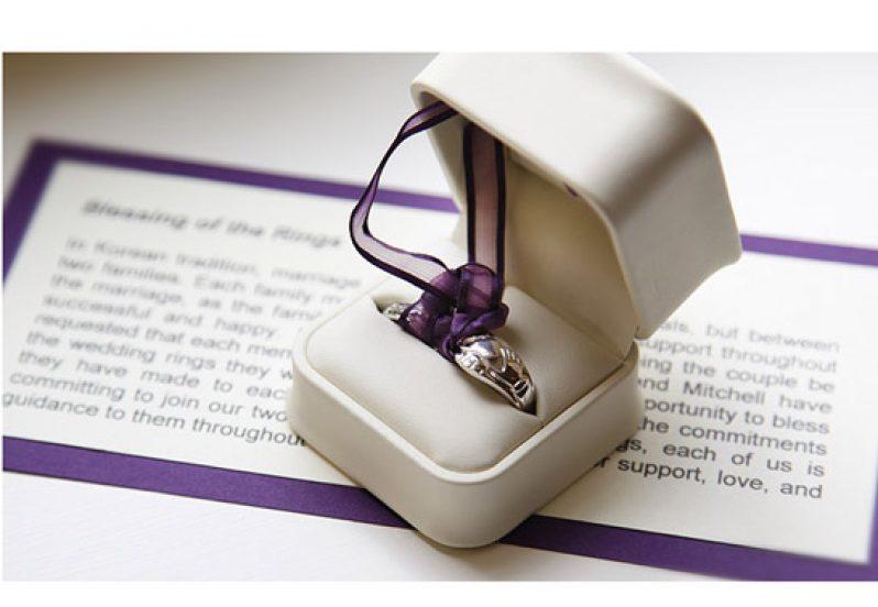 Irish wedding rings - Cladagh wedding rings