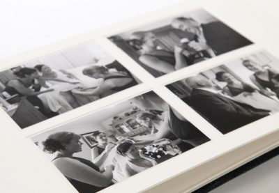 Queensberry wedding album -