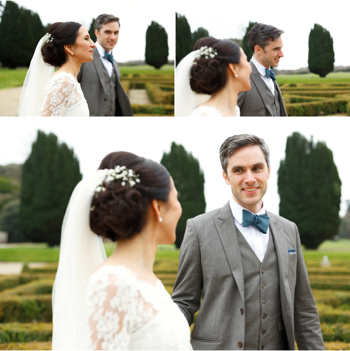 besotted groom