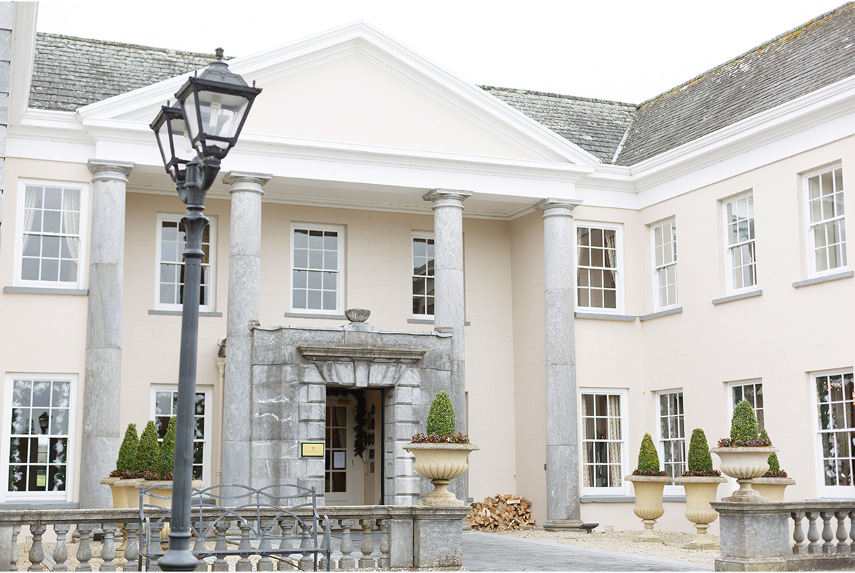 Entrance to Castlemartyr