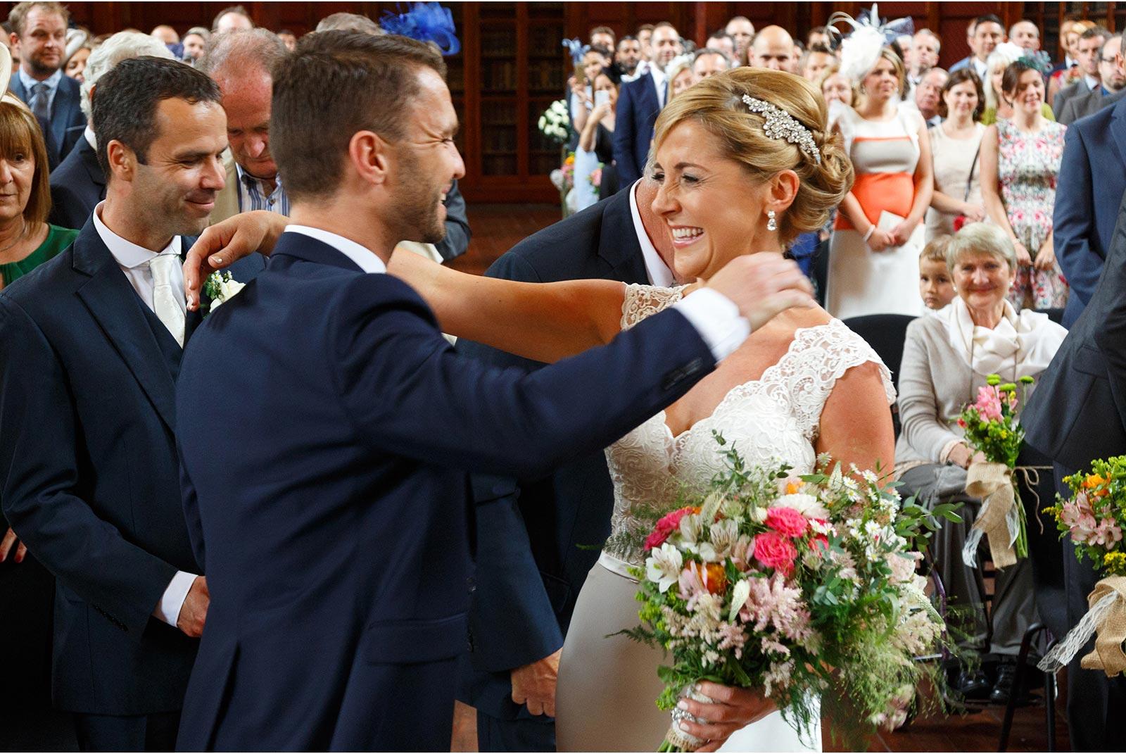 UCC Aula Maxima wedding