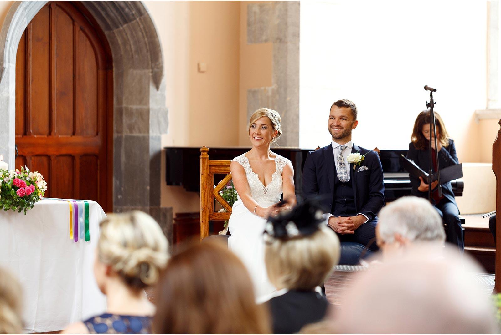 UCC Aula Maxima wedding ceremony