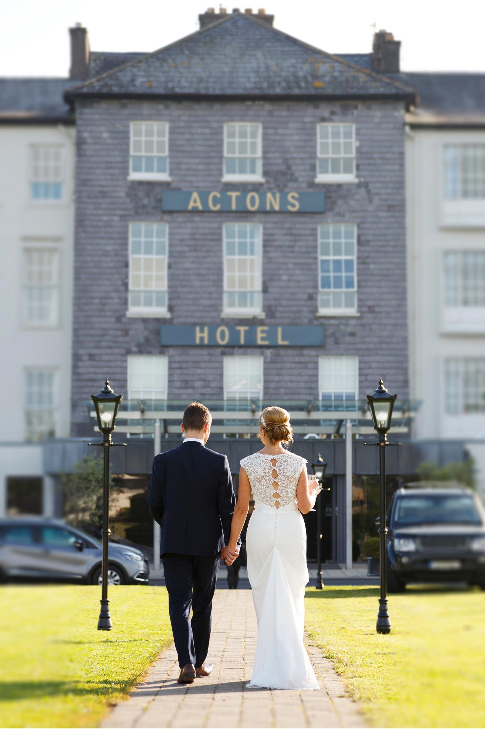 Actons Hotel Kinsale wedding venue