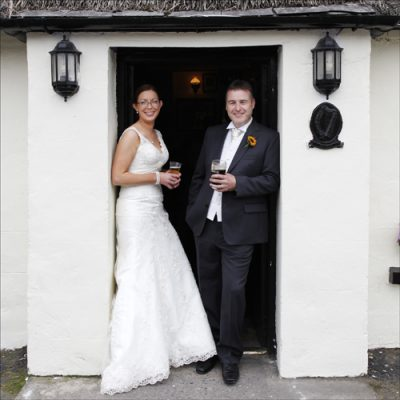 Relaxed wedding photography Cork