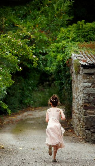 child friendly wedding venue Cork captured by Cork wedding photographer Claire O'Rorke
