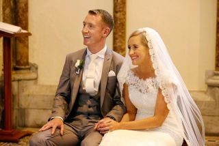 Honan chapel wedding - UCC wedding - femaile wedding photographer Cork