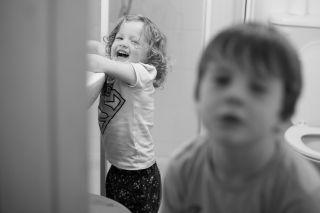 modern family photography Cork - fun family photography Cork - Miss Saoirse