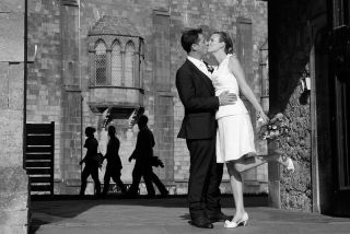 Wedding photography Kilkenny Castle
