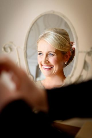 Stunning Valerie by female wedding photographer Claire O'Rorke