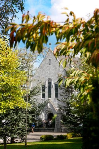 Honan chapel UCC - Wedding photographer Claire O'Rorke - Cork City