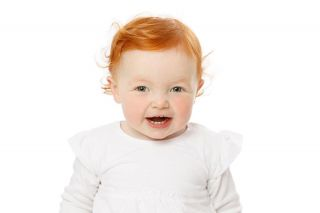 amazing red hair toddler - Child portraits Cork