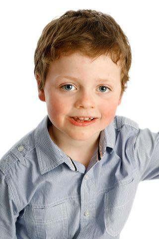 Portrait photographer for children Cork