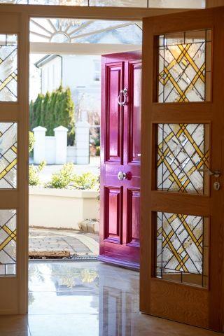 Commercial photographer Cork - advertising photography Cork - Munster joinery door