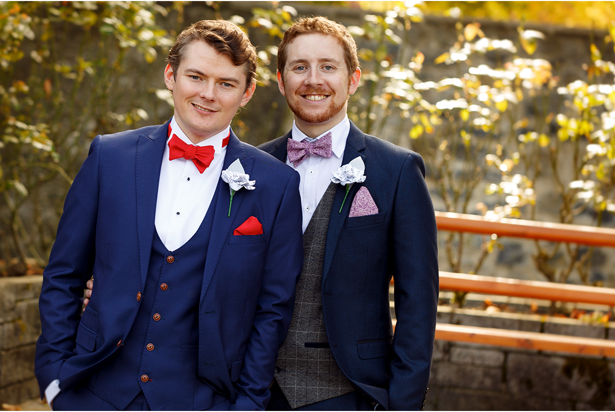 gay wedding photographer cork