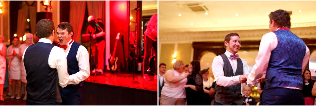 First dance Langtons Kilkenny
