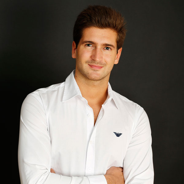 Professional profile photograph
