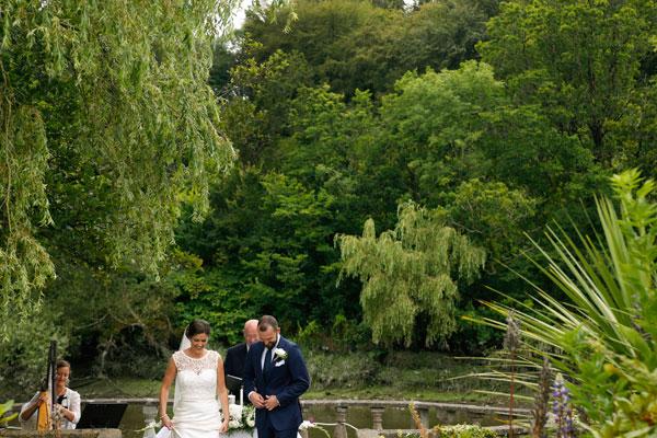 outdoor wedding Innishannon