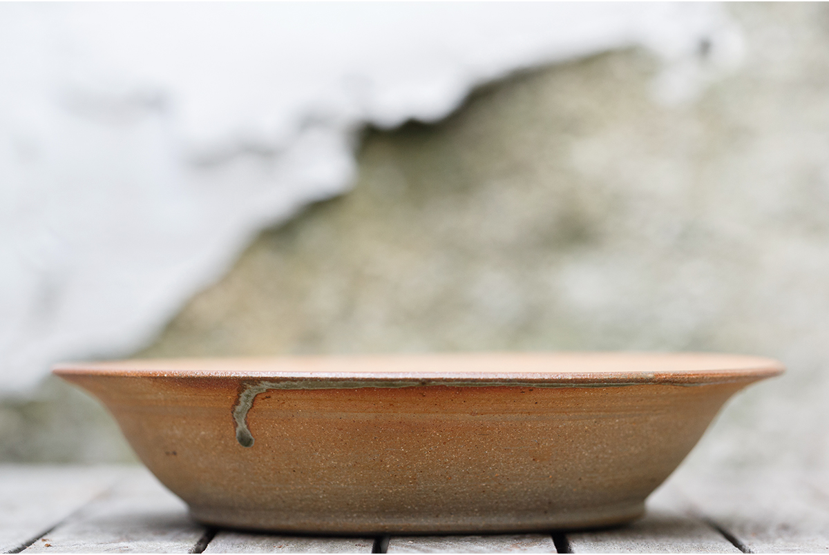 Bowl by John Naughton potter in Kerry - Photography for artists Cork