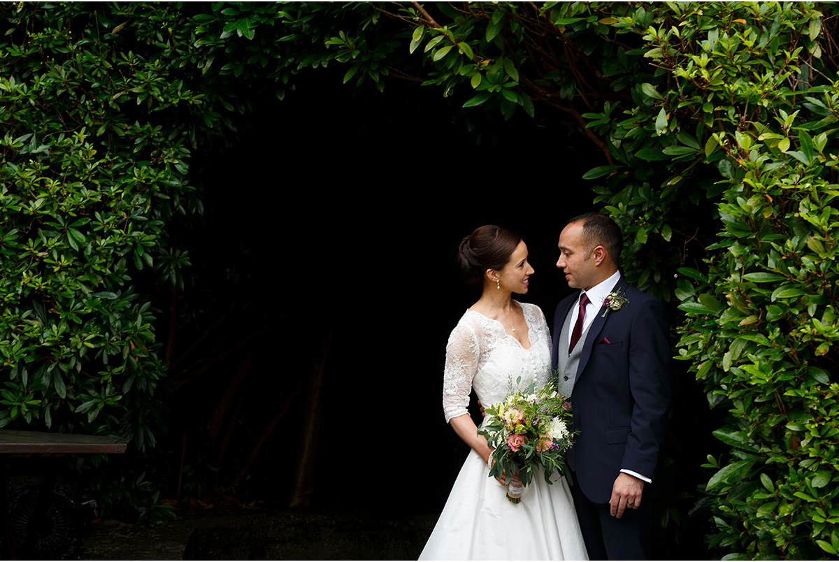 Carrig Country House wedding shelter