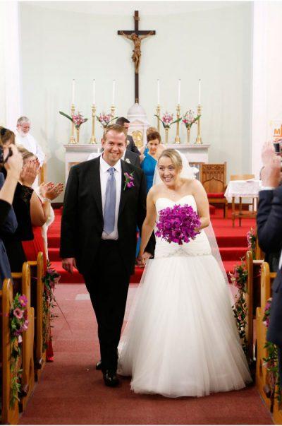 Cork City wedding - church