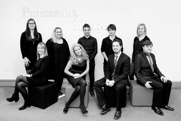 work team photo