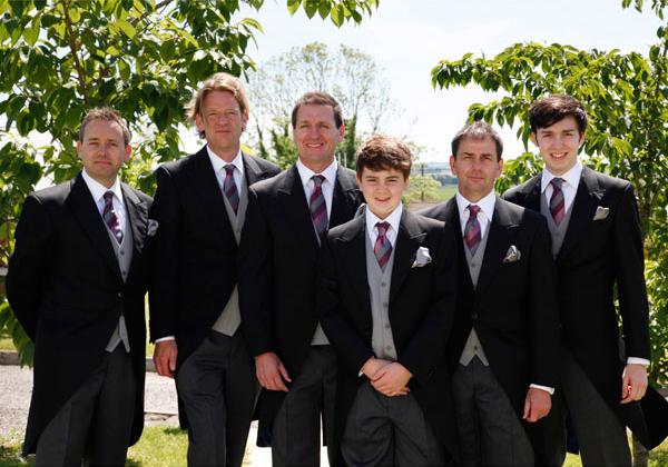 Ballymaloe wedding - classic style