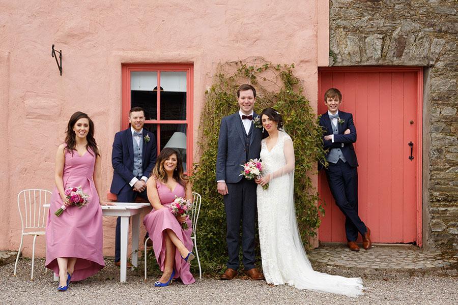wedding photographers Cork - Barnabrow wedding