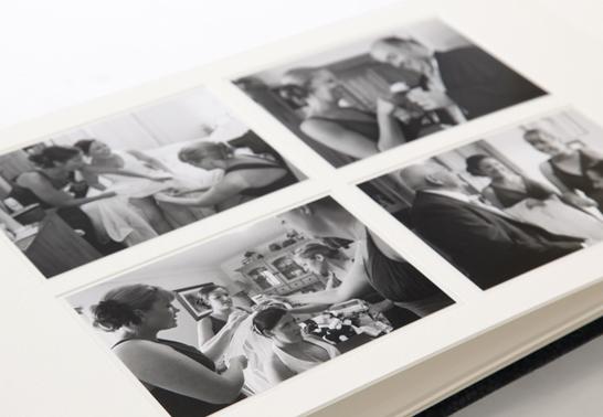 Queensberry wedding album -