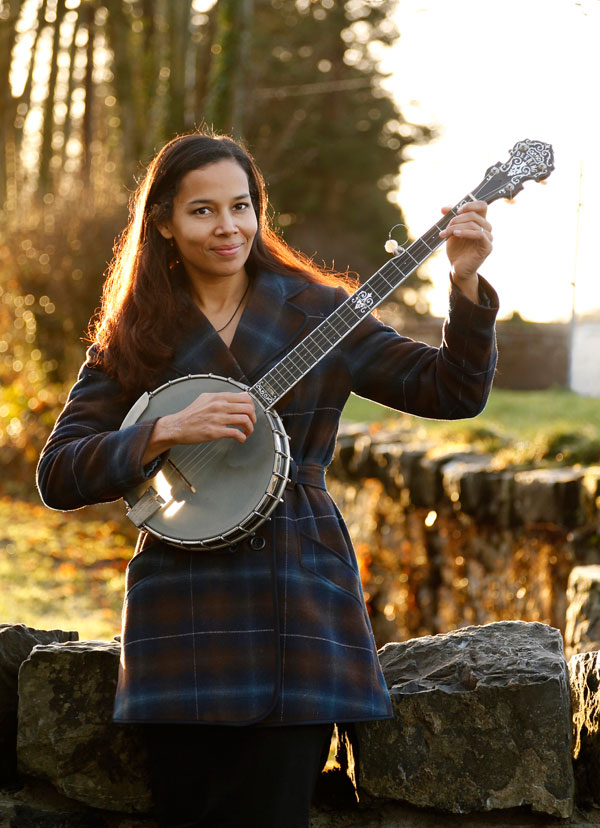 Rhiannon Giddens - musicians portraits