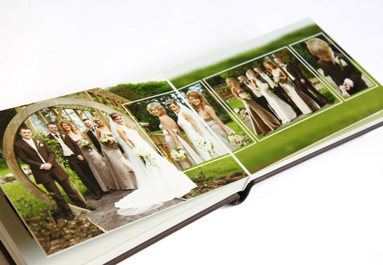 Queensberry wedding album