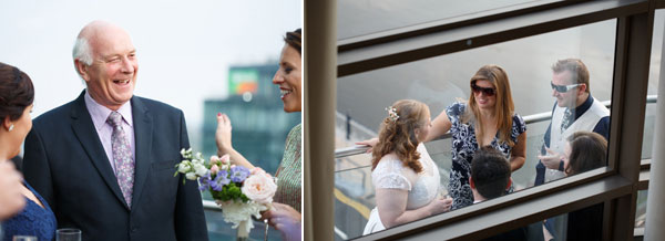Clarion Cork Penthouse wedding