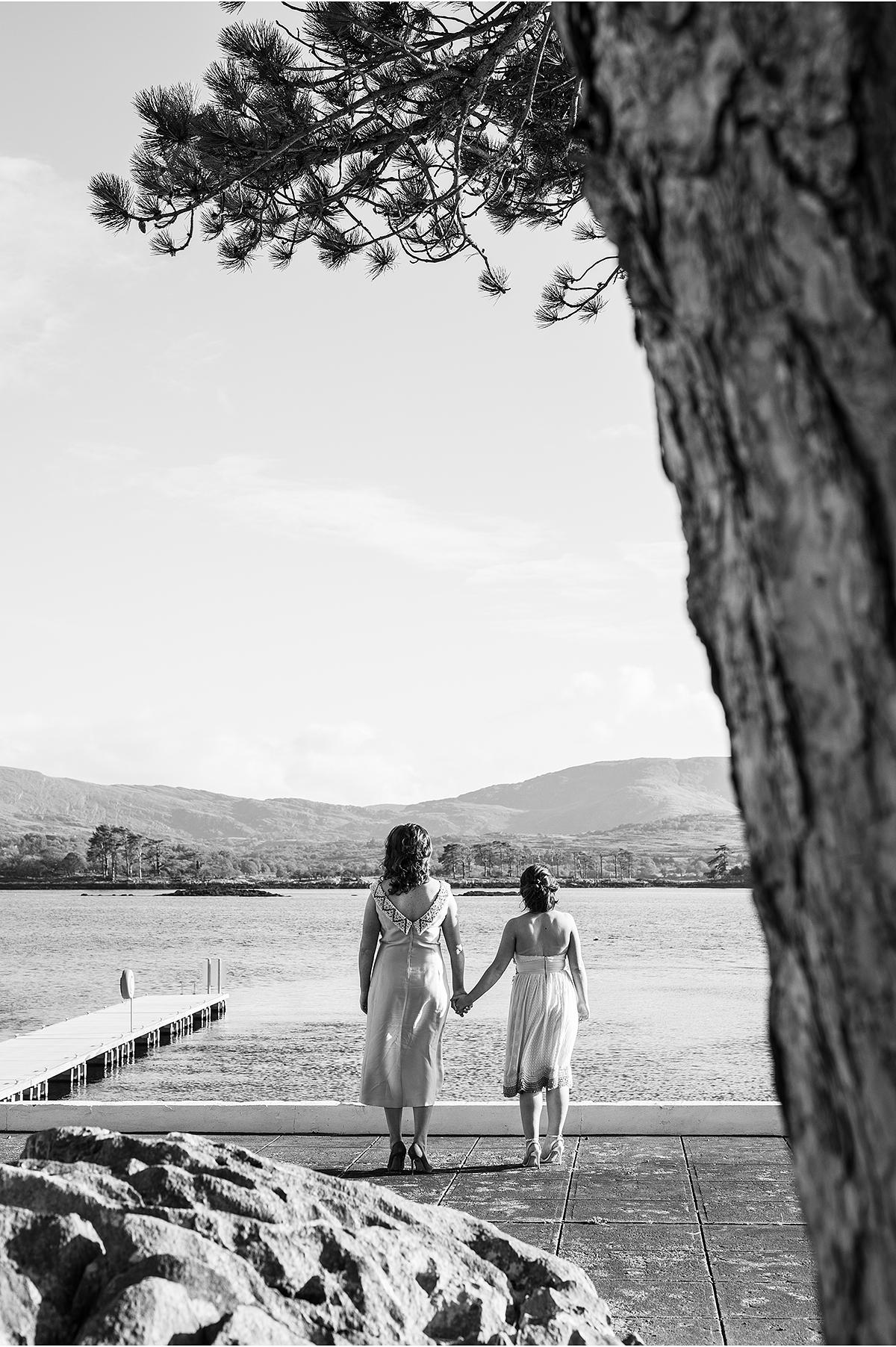 Dromquinna Manor wedding photography