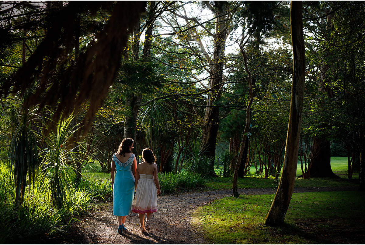 Dromquinna Manor beautiful wedding photographs