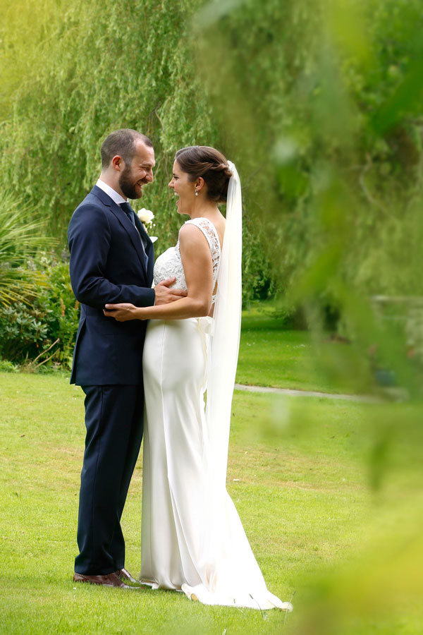 Innishannon garden wedding