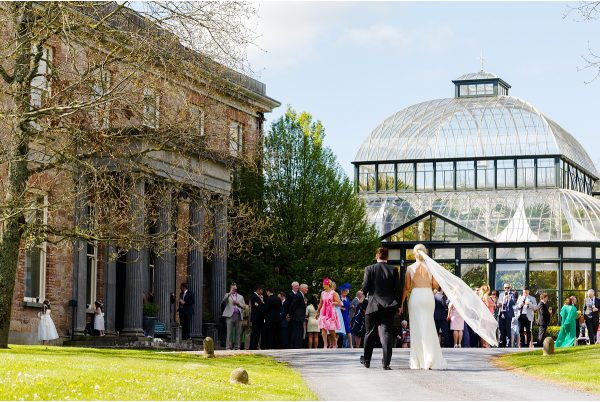 Killshane House wedding in the Summer