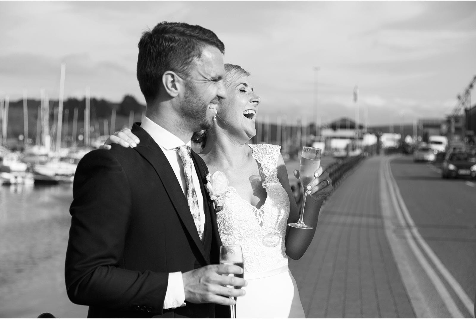Candid wedding photographer Cork