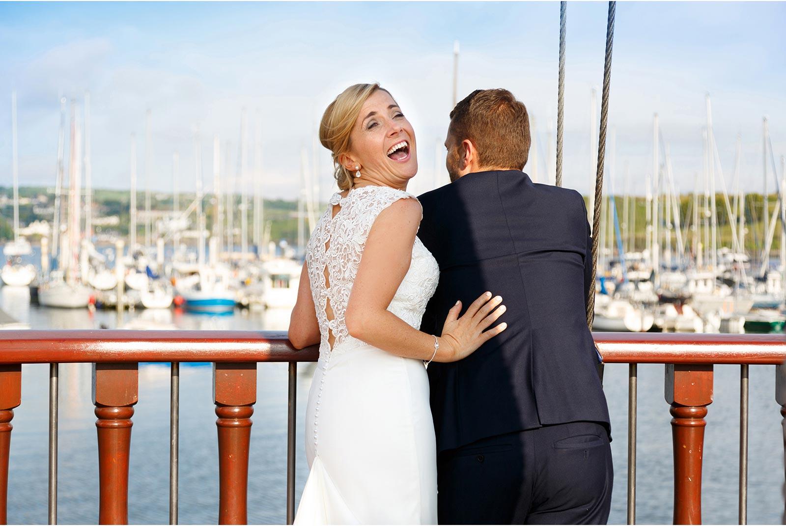 Kinsale wedding, Actons hotel Kinsale, Wedding fun
