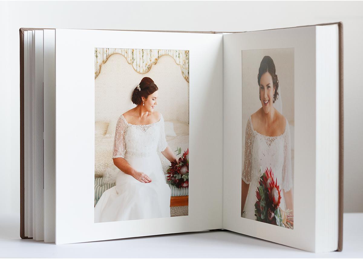 overlay matted queensberry wedding album Cork