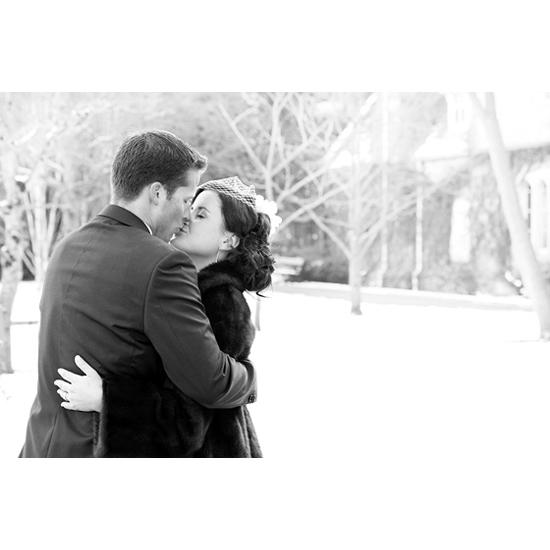 winter wedding UCC