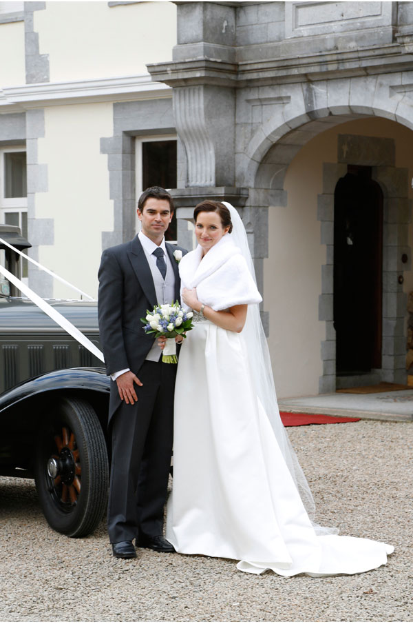 Kenmare wedding - Dromquinna Manor wedding