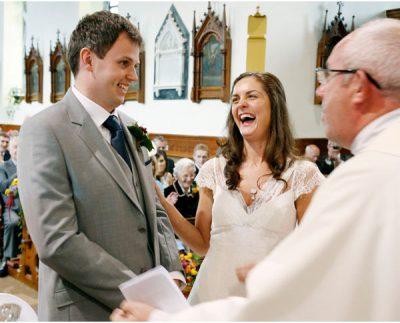 Ballyvolane House wedding - Ronan and Fiona