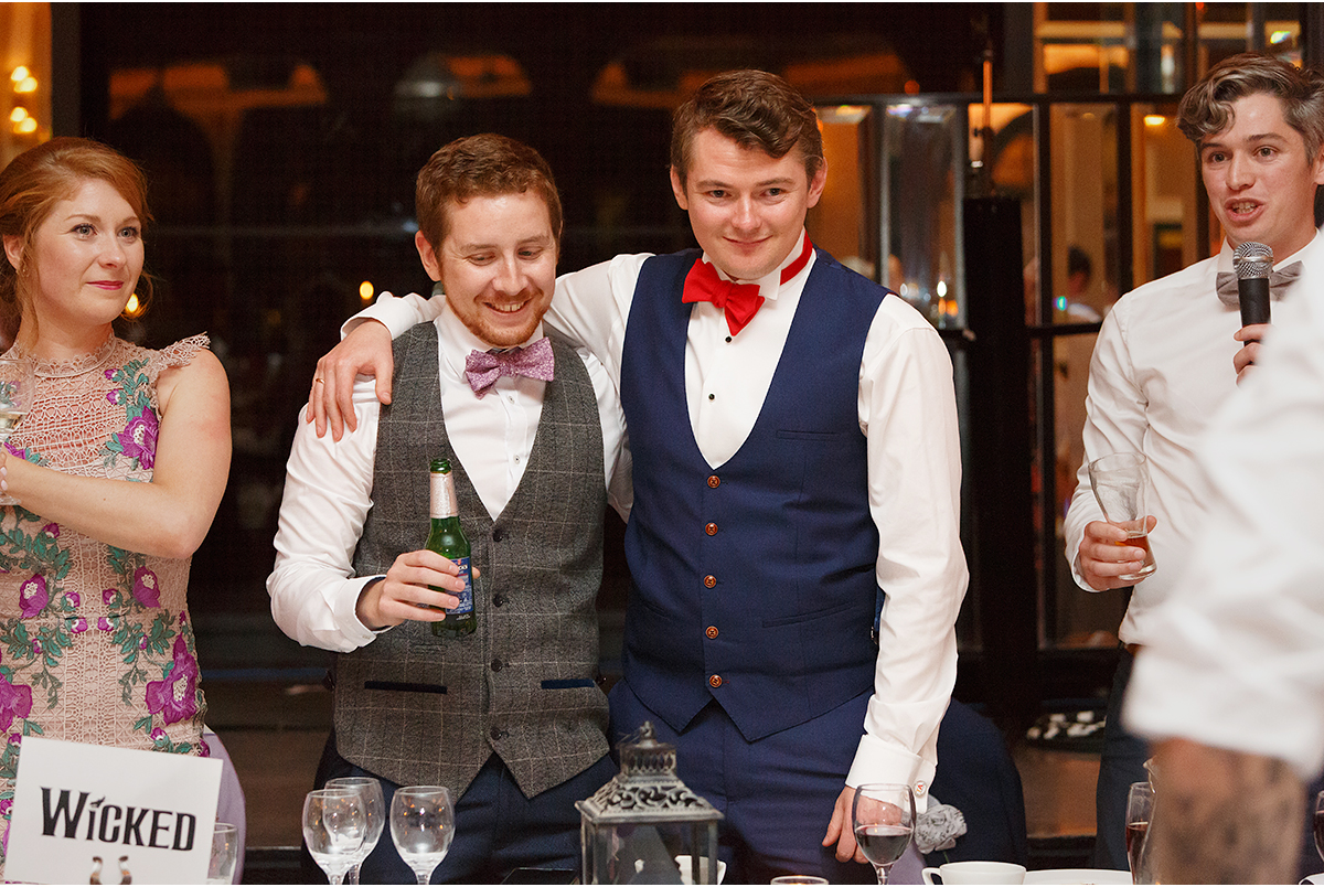 Gay friendly wedding photographer Cork