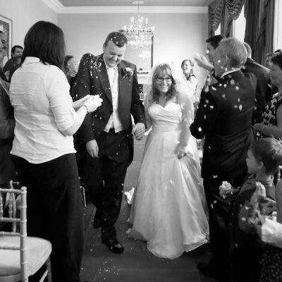 Cork city centre wedding photographer