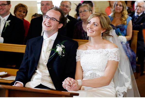 Longueville House wedding - relaxed wedding photography