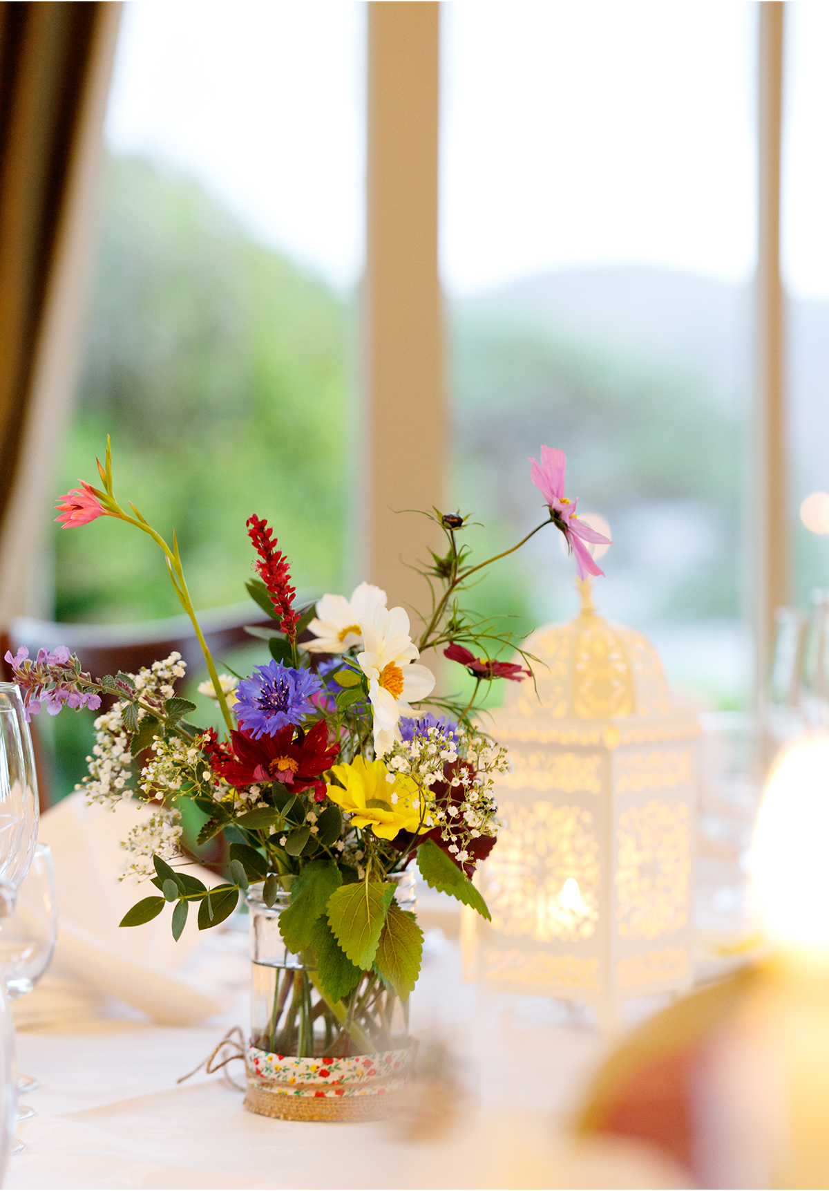 Carrig Country House wedding dining room