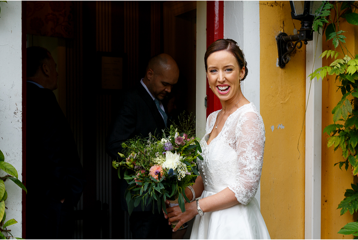 Candid wedding photographer Cork - Carrig County House wedding